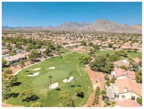 Real Estate drone photography in Las Vegas.